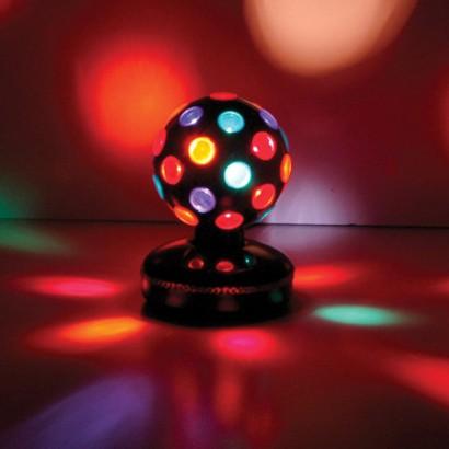 Rotating Disco Ball Disco Lights Glowsticks Co Uk