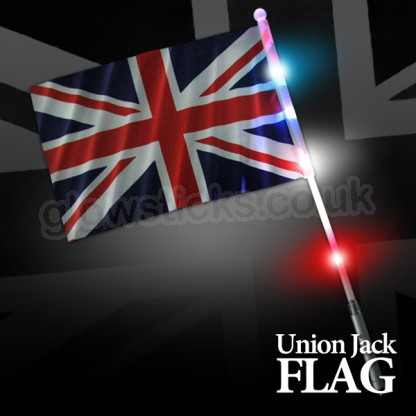 Union jack lights