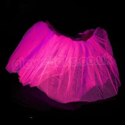 how to make a glow stick tutu