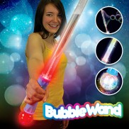 Light Up Bubble Wand