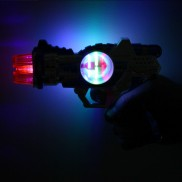 Flashing Cyber Gun