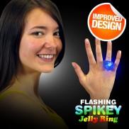 Flashing Jelly Ring
