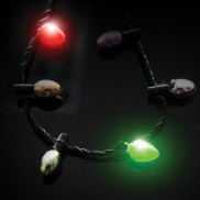 Flashing Party Necklace Wholesale