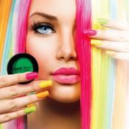 UV Hair Chalk