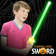 Pumpkin Laser Sword