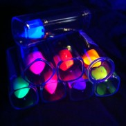 UV Neon Lipstick (8 Pack)