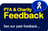 PTA and Charity Feedback