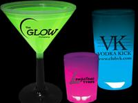 Printed Glow Cups