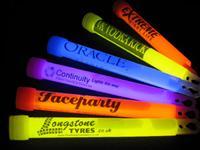 Printed Glow Sticks