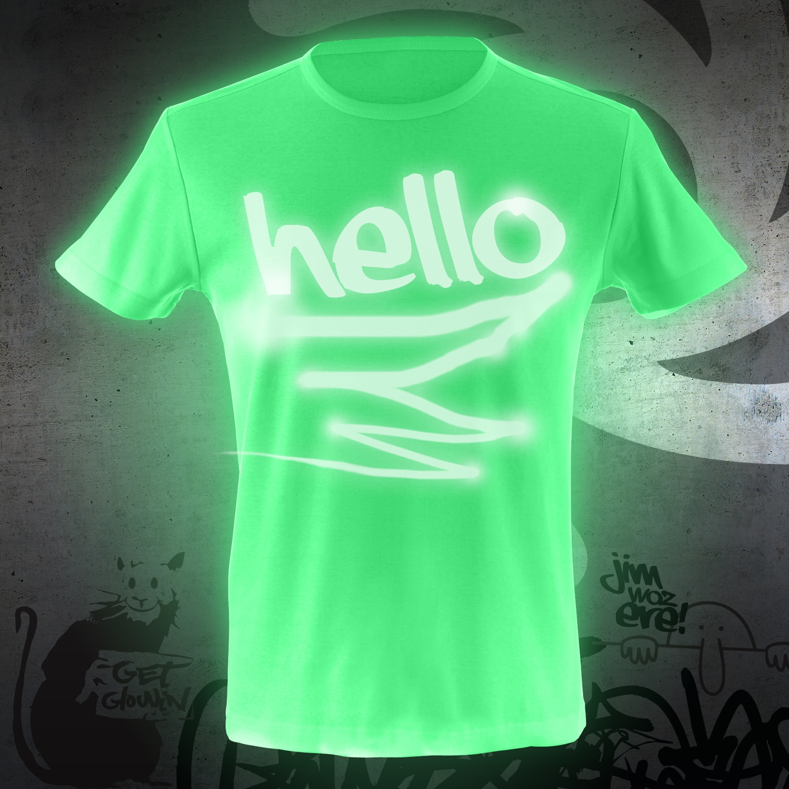 Glow & Flash T Shirts