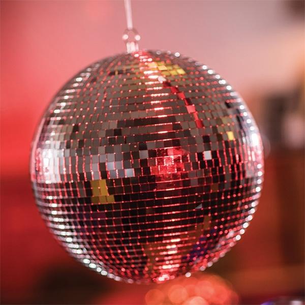 Disco Balls Mirror & Glitter Balls