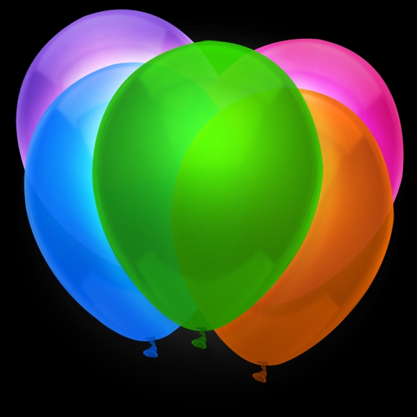 Light Up Balloons