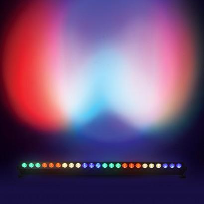 C-Bar 24 LED RGB DMX Light Bar