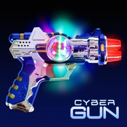 Light Up Cyber Gun