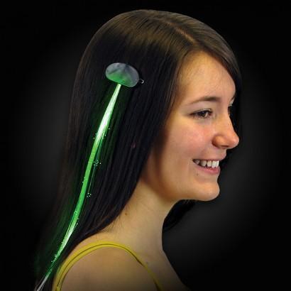 Fibre-Optic Hair Braid