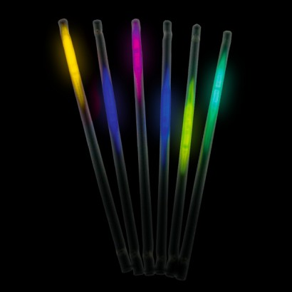Wholesale Glow Straws (25 pack)