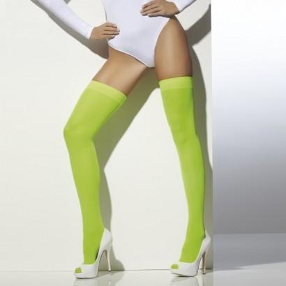 1352f6cff65 UV Neon Hold Up Stockings
