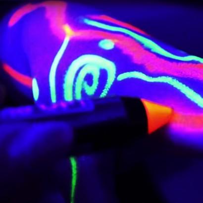 UV Neon Body Paint Pens 662e56439b