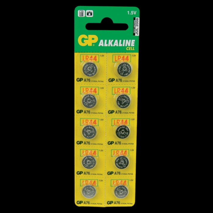 AG13 Batteries (10 Pack) 656.206