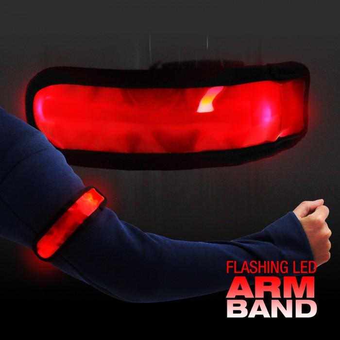 Flashing LED Armband Wholesale