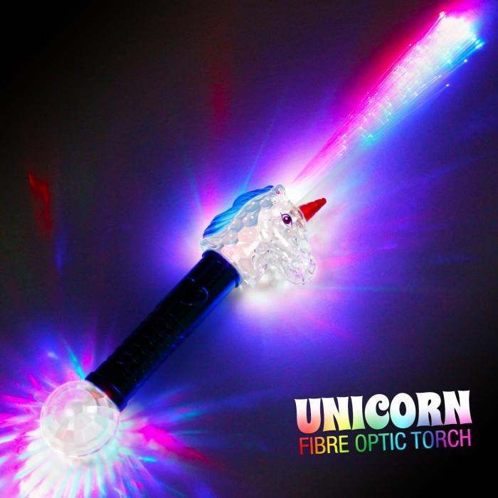 Unicorn Fibre Optic Torch Wholesale