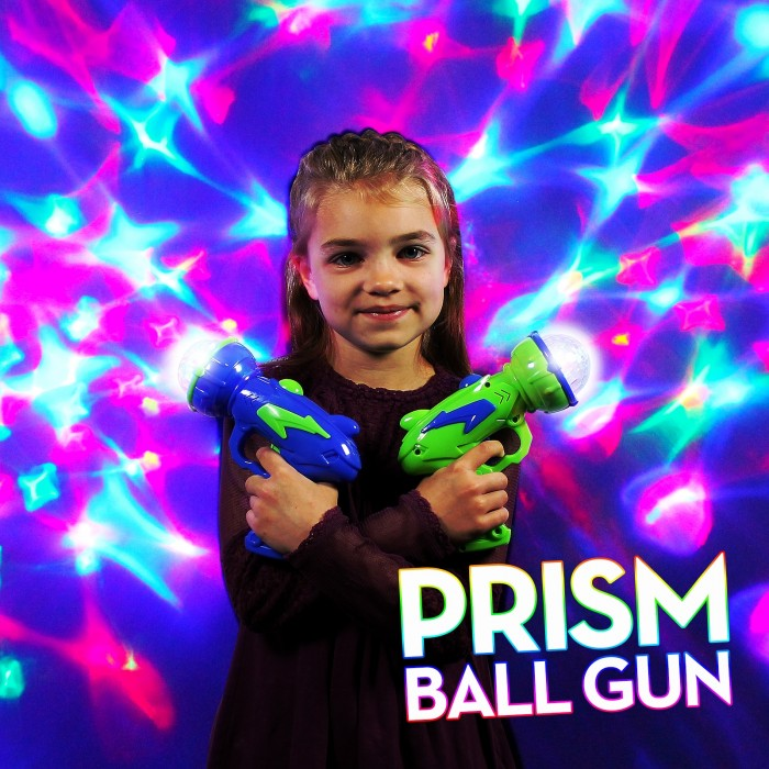 Light Up Prism Gun