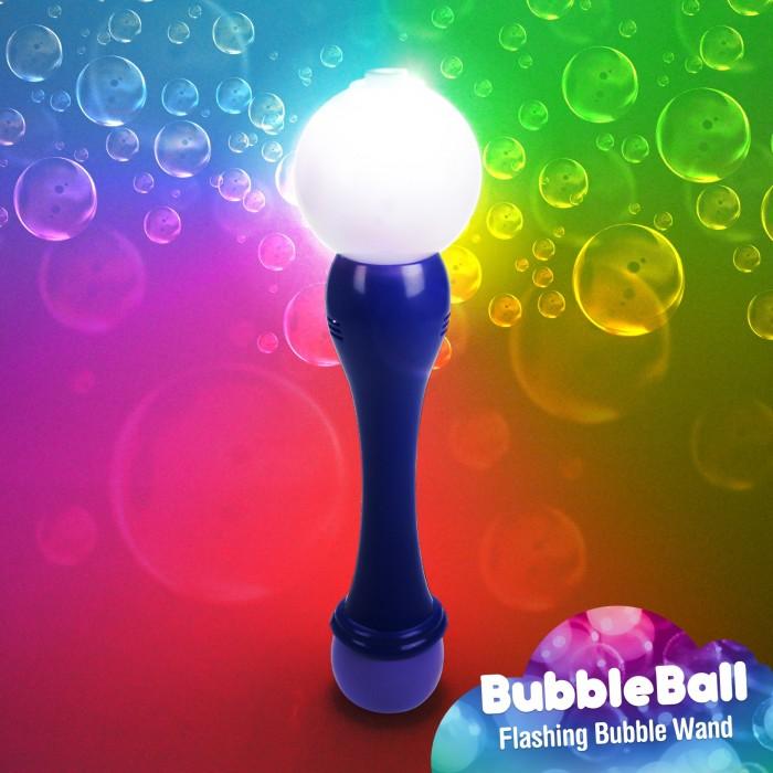 Light Up Bubble Ball Wand Wholesale