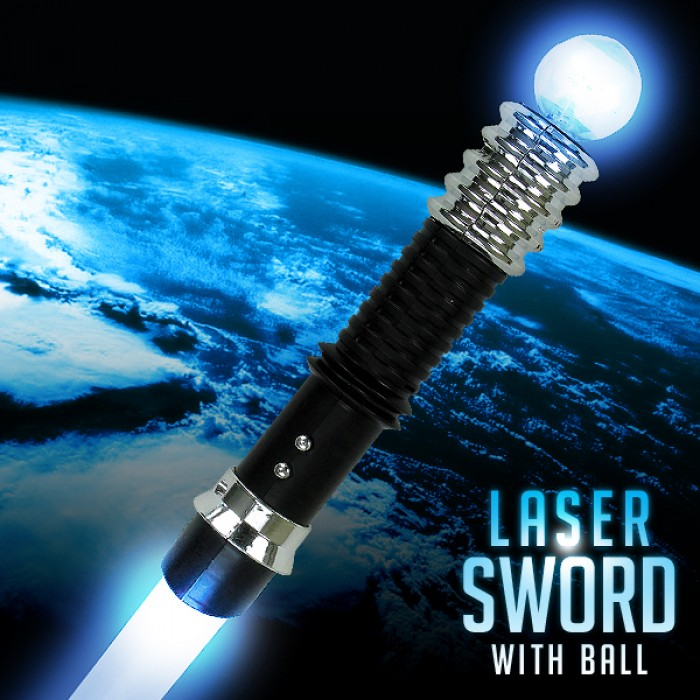 Light Up Laser Sword with Ball Wholesale