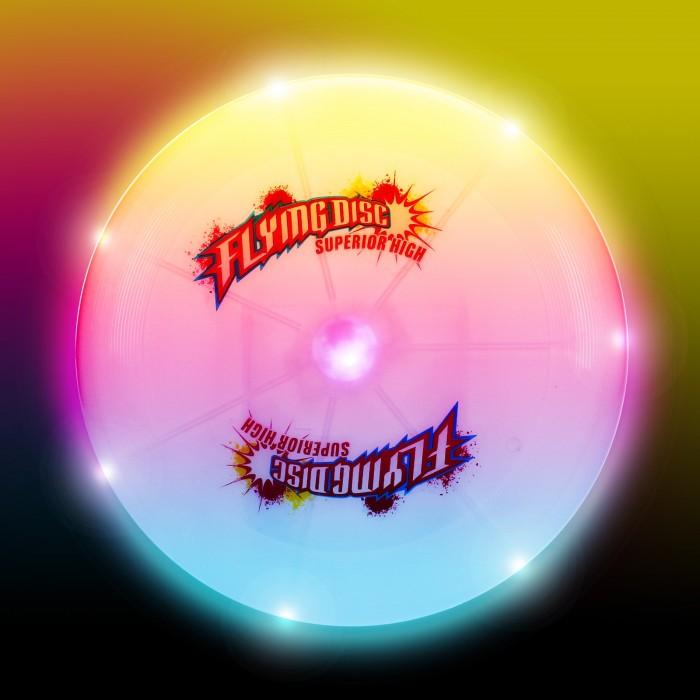 Light Up Frisbee
