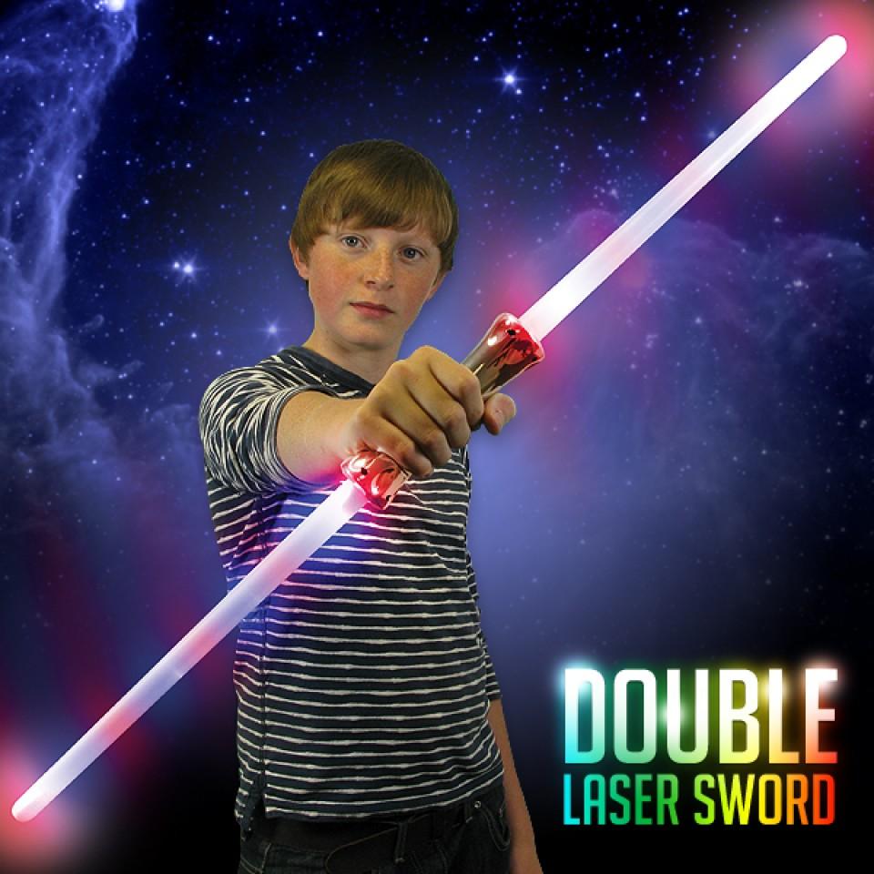 Double Laser Sword Wholesale