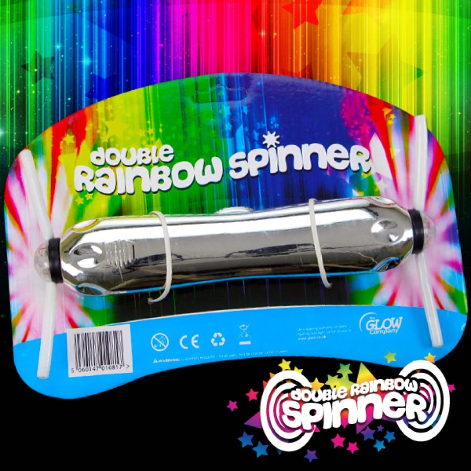 Wholesale Double Rainbow Spinner