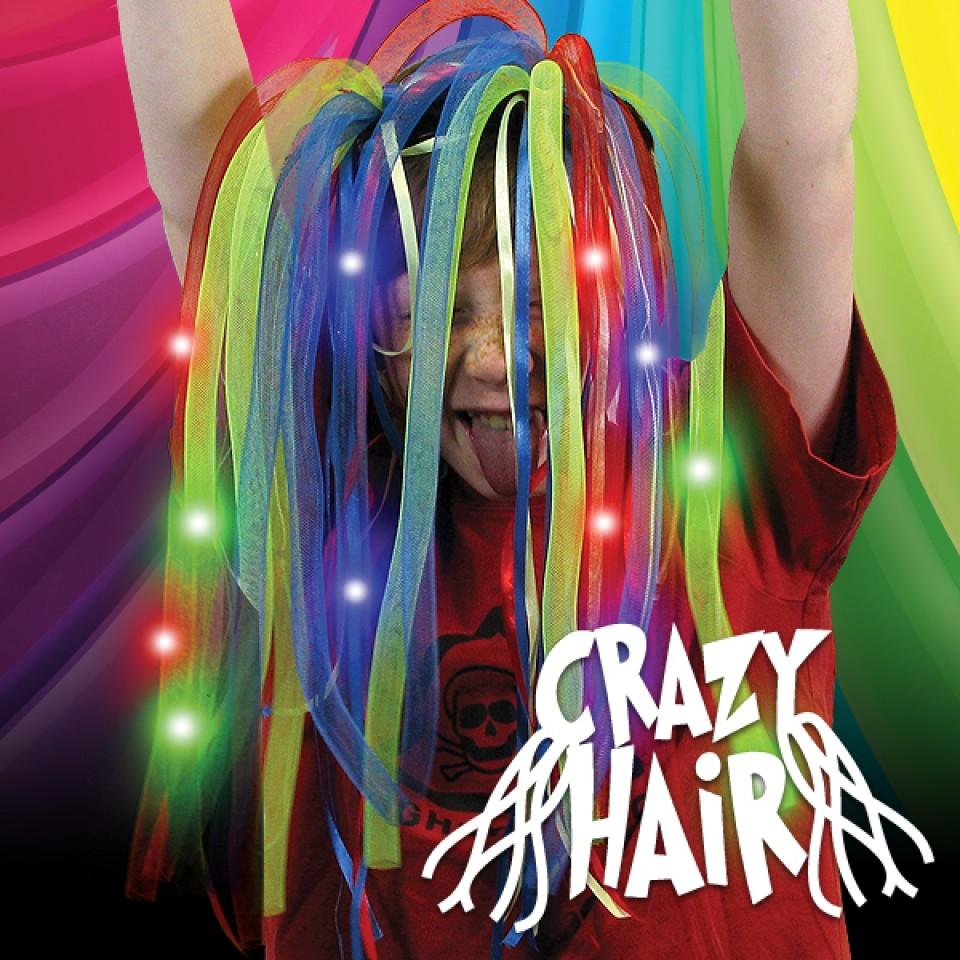 Crazy Hair / Noodle Hair