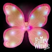 Flashing Fairy Wings Wholesale