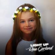 LED Rose Garland Wholesale