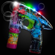 Light Up Bubble Gun Wholesale