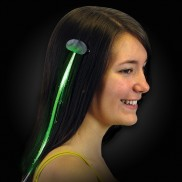 Fibre-Optic Hair Braid