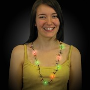 Flashing Party Necklace