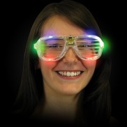 Light Up Shutter Shades Wholesale