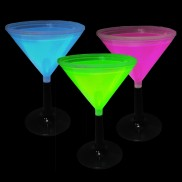 Glow Martini Cup Wholesale
