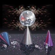 Free Standing Mirror Ball Kit
