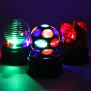 Set of 3 Mini Party Lights
