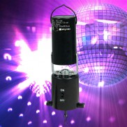 Disco Glitter Ball - Mirror Ball Motor - Battery Power 153.106