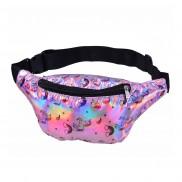 Pink Unicorn Holographic Bum Bag
