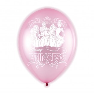 Disney Princess Light Up Balloons - 5 pack