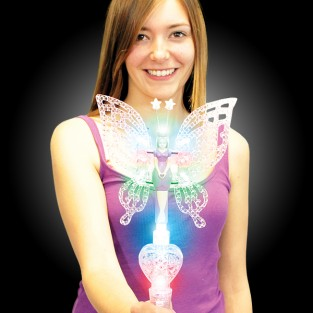 Light Up Fairy Wand
