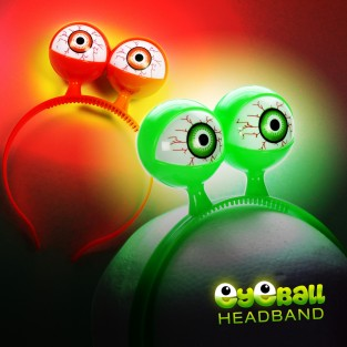 Eyeball Headband