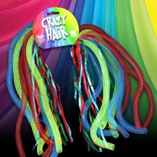 Wholesale Flashing Crazy Hair / LED Noodle Hair