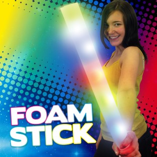 Rainbow Foam Stick