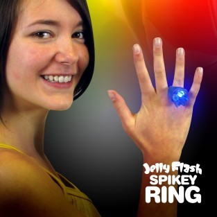 Light Up Jelly Ring