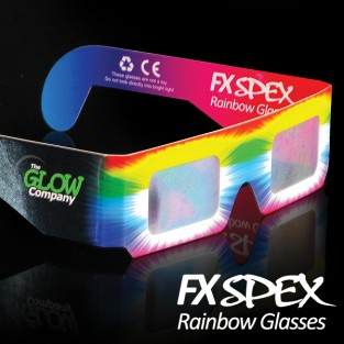 Wholesale FX Spex Fireworks Glasses Standard